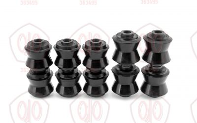 Ремкомплект: 10Я+распорнометал. — Втулки реактивных штанг задней подвески + распорные втулки