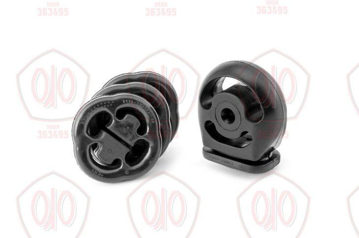 Ремкомплект: 179Я — Комплект подушек подвески глушителя ВАЗ 2110